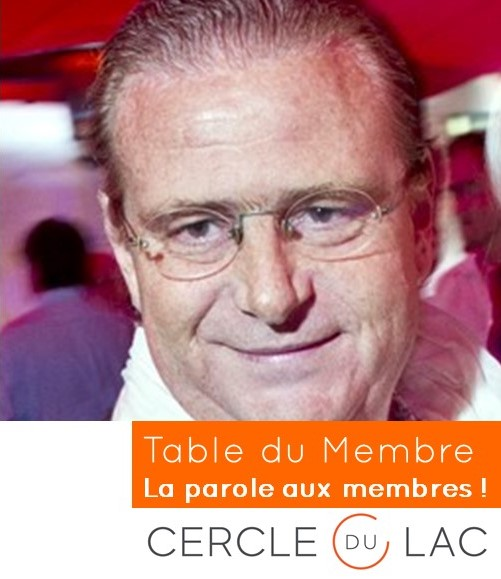 TABLE DU MEMBRE: ALAIN MAHAUX - STEPHANE SCHOR